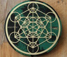 Der Metatron Würfel: Seine Heilige Geometrie und  die Kraft eines Erzengels